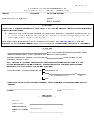 "Form SNAP-55 ""Request for Replacement of Food Purchased With Snap Benefits"" - Rhode Island"