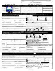 "Form TCEQ-0659 ""Aboveground Storage Tank Registration Form"" - Texas"