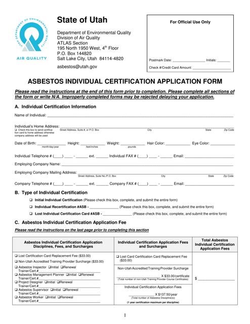 Form DAQA-529-18 Printable Pdf
