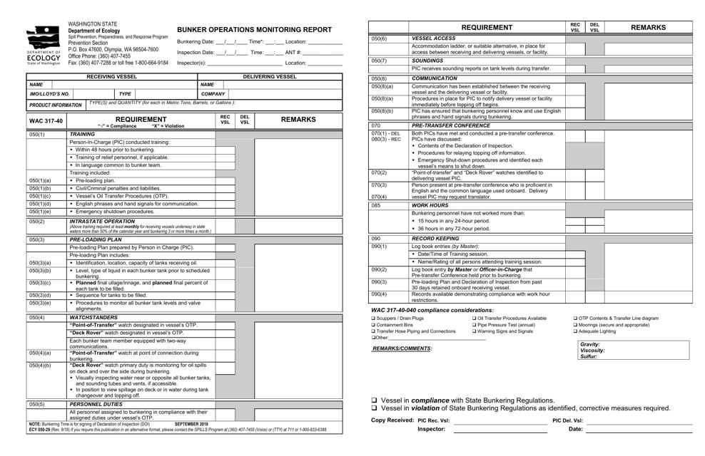 Form ECY050-29  Printable Pdf