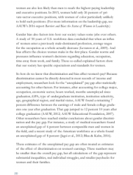 """The Simple Truth About the Gender Pay Gap - American Association of University Women"", Page 22"