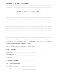 Bill Of Sale Illinois >> Boat Bill Of Sale Illinois Download Printable Pdf Templateroller