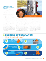 """""""Turning the Tide on Trash - Ocean Conservancy"""", Page 15"""