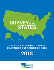 """Survey of the States - Council for Economic Education"", 2018"