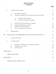 """""""The Brown Act: Open Meetings for Legislative Bodies"""" - California, Page 6"""