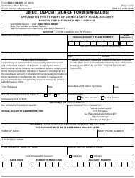 page_1_thumb  Benefits Application Form on