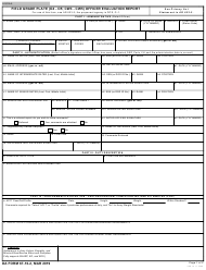 "DA Form 67-10-2 ""Field Grade Plate (O4 - O5; Cw3 - Cw5) Officer Evaluation Report"""