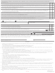 "ATF Form 5320.23 ""National Firearms Act (Nfa) Responsible Person Questionnaire"", Page 2"
