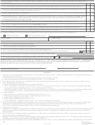 "ATF Form 5320.23 ""National Firearms Act (Nfa) Responsible Person Questionnaire"", Page 6"
