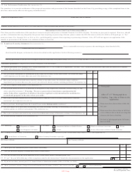 """ATF Form 4 (5320.4) """"Application for Tax Paid Transfer and Registration of Firearm"""", Page 2"""