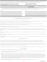 "ATF Form 5 (5320.5) ""Application for Tax Exempt Transfer and Registration of Firearm"", Page 3"