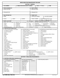 DD Form 3020  Fillable Pdf