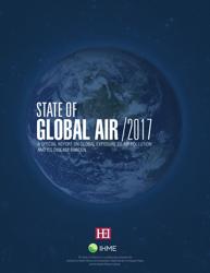 """Report - State of Global Air - 2017"", 2017"