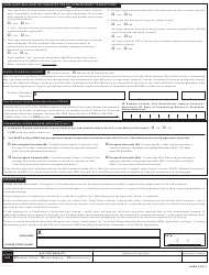 """Form MV-44 """"Application for Permit, Driver License or Non-driver Id Card"""" - New York, Page 2"""