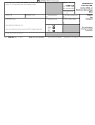 """IRS Form 1099-SA """"Distributions From an Hsa, Archer Msa, or Medicare Advantage Msa"""", Page 2"""