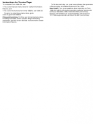 """IRS Form 1099-SA """"Distributions From an Hsa, Archer Msa, or Medicare Advantage Msa"""", Page 5"""