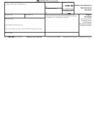 "IRS Form 1099-SB ""Seller's Investment in Life Insurance Contract"", Page 5"