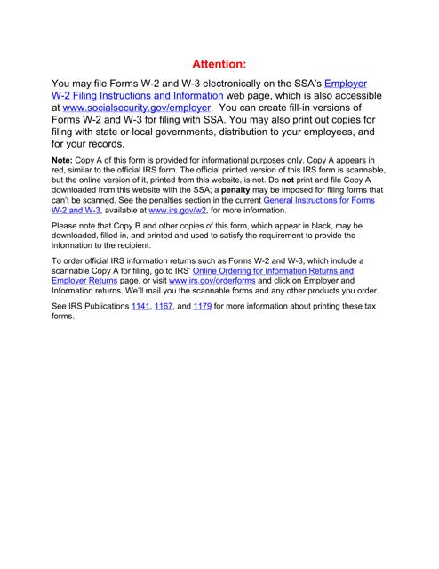 IRS Form W-2AS 2020 Printable Pdf