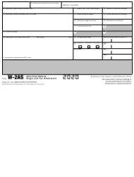 """IRS Form W-2AS """"American Samoa Wage and Tax Statement"""", Page 6"""