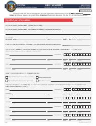 """Health SPA Annual Renewal Registration Statement"" - Missouri"