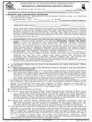 "TREC Form 30-13 ""Residential Condominium Contract (Resale)"" - Texas"