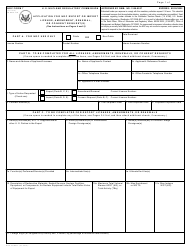 """NRC Form 7 """"Application for NRC Export or Import License, Amendment, Renewal, or Consent Request(S)"""""""