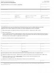 "Form ABC-209 ""Application Withdrawal"" - California"