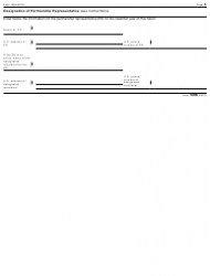 """IRS Form 1066 """"U.S. Real Estate Mortgage Investment Conduit (Remic) Income Tax Return"""", Page 4"""