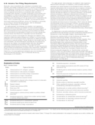 "IRS Form 1042-S ""Foreign Person's U.S. Source Income Subject to Withholding"", Page 3"
