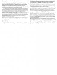 """IRS Form 1098-T """"Tuition Statement"""", Page 3"""