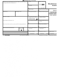 "IRS Form 1099-MISC ""Miscellaneous Income"", Page 6"