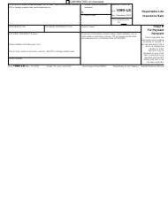 """IRS Form 1099-LS """"Reportable Life Insurance Sale"""", Page 3"""