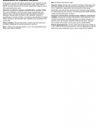 """IRS Form 1099-LS """"Reportable Life Insurance Sale"""", Page 4"""