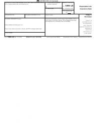 """IRS Form 1099-LS """"Reportable Life Insurance Sale"""", Page 5"""