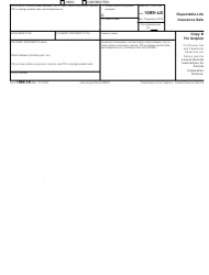 """IRS Form 1099-LS """"Reportable Life Insurance Sale"""", Page 7"""