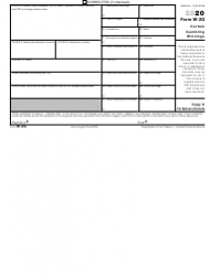 "IRS Form W-2G ""Certain Gambling Winnings"", Page 4"