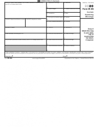 "IRS Form W-2G ""Certain Gambling Winnings"", Page 6"