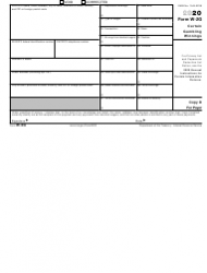 "IRS Form W-2G ""Certain Gambling Winnings"", Page 7"