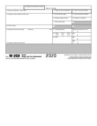 "IRS Form W-2GU ""Guam Wage and Tax Statement"", Page 4"