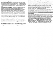 """IRS Form W-2 """"Wage and Tax Statement"""", Page 5"""