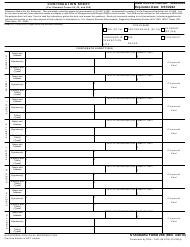 "Form SF25B ""Continuation Sheet (For Standard Forms 24, 25, and 25a)"""