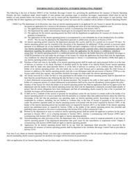 "Form ABC-275 ""Declaration and Request for Interim Operating Permit"" - California"