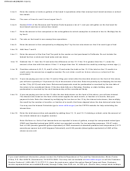 "Form CDTFA-501-AB ""Exempt Bus Operator Use Fuel Tax Return"" - California, Page 4"