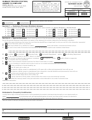 "Form JD-HM-5 ""Summary Process (Eviction) Answer to Complaint"" - Connecticut"