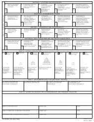 DA Form 1970 House Staff Evaluation Report, Page 2