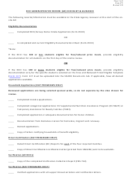 """Form 73 """"Rcci Administrative Review (Ar) Checklist & Guidance"""" - New Jersey"""