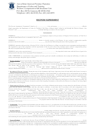 "Form RI SI7 ""Escrow Agreement"" - Rhode Island"