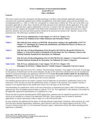 "Form OP-UA7 (10022) ""Flare Attributes"" - Texas"
