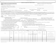 """Form 032-03-0657-17 """"Cooling Assistance Application"""" - Virginia"""
