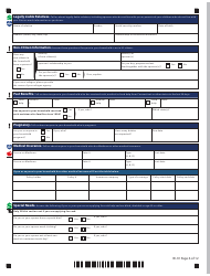 """Form W-1E """"Application for Benefits"""" - Connecticut, Page 10"""